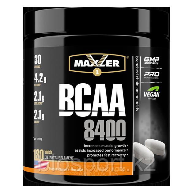 Maxler BCAA 8400, 180 таб