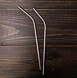 Соломка трубочка для коктейля, фото 4