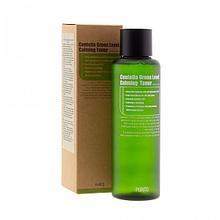 Очищающий тонер для лица Purito Centella Green Level Calming Toner
