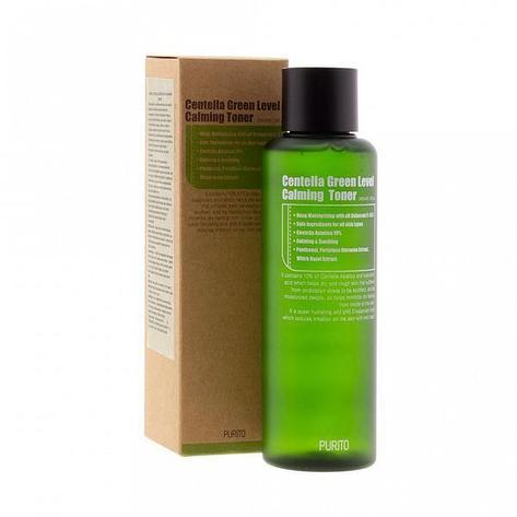 Очищающий тонер для лица Purito Centella Green Level Calming Toner, фото 2