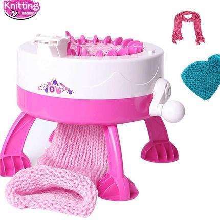 Детская машинка для вязания, фото 2