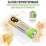 Батарейка GP AA Super Alcaline, фото 2