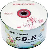 CD-R диски CD-R MRM 700MB 52X