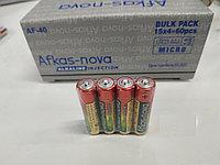 Щелочные батарейки  ААА Afkas-nova Plus Alkaline