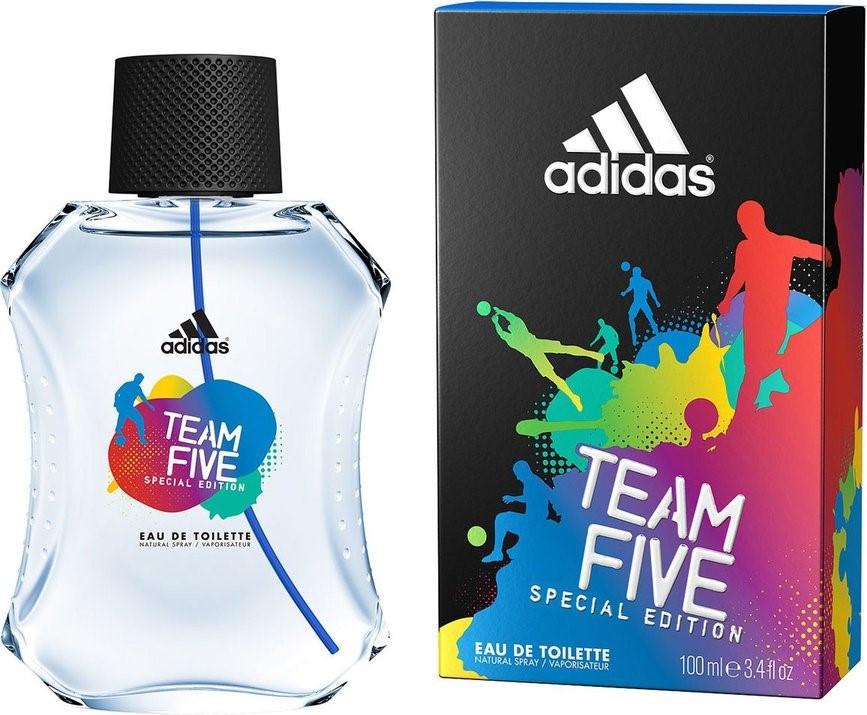 Adidas Adidas Team Five Special Edition Eau de Toilette 100 ml (edt)