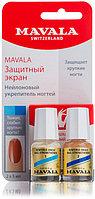Mavala / Защитный экран укрепляющая двухфазная основа Nail Shield