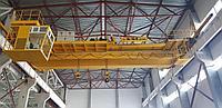 Изготовление и монтаж мостовых кранов