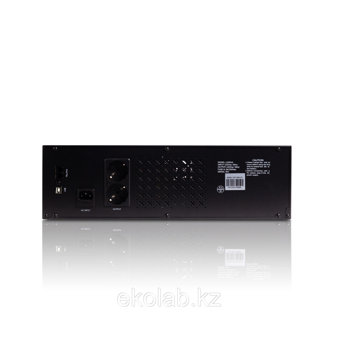 Источник бесперебойного питания SVC RTO-1200-LCD