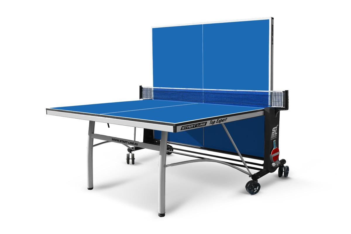 Теннисный стол-Top Expert с сеткой