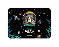 Накладка на стол, пластик А4 297*210 ErichKrause 550 Space Bear 48603.