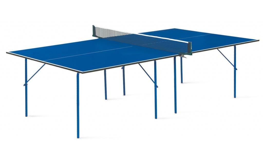 Теннисный стол Hobby Light с сеткой  облегченная модель теннисного стола