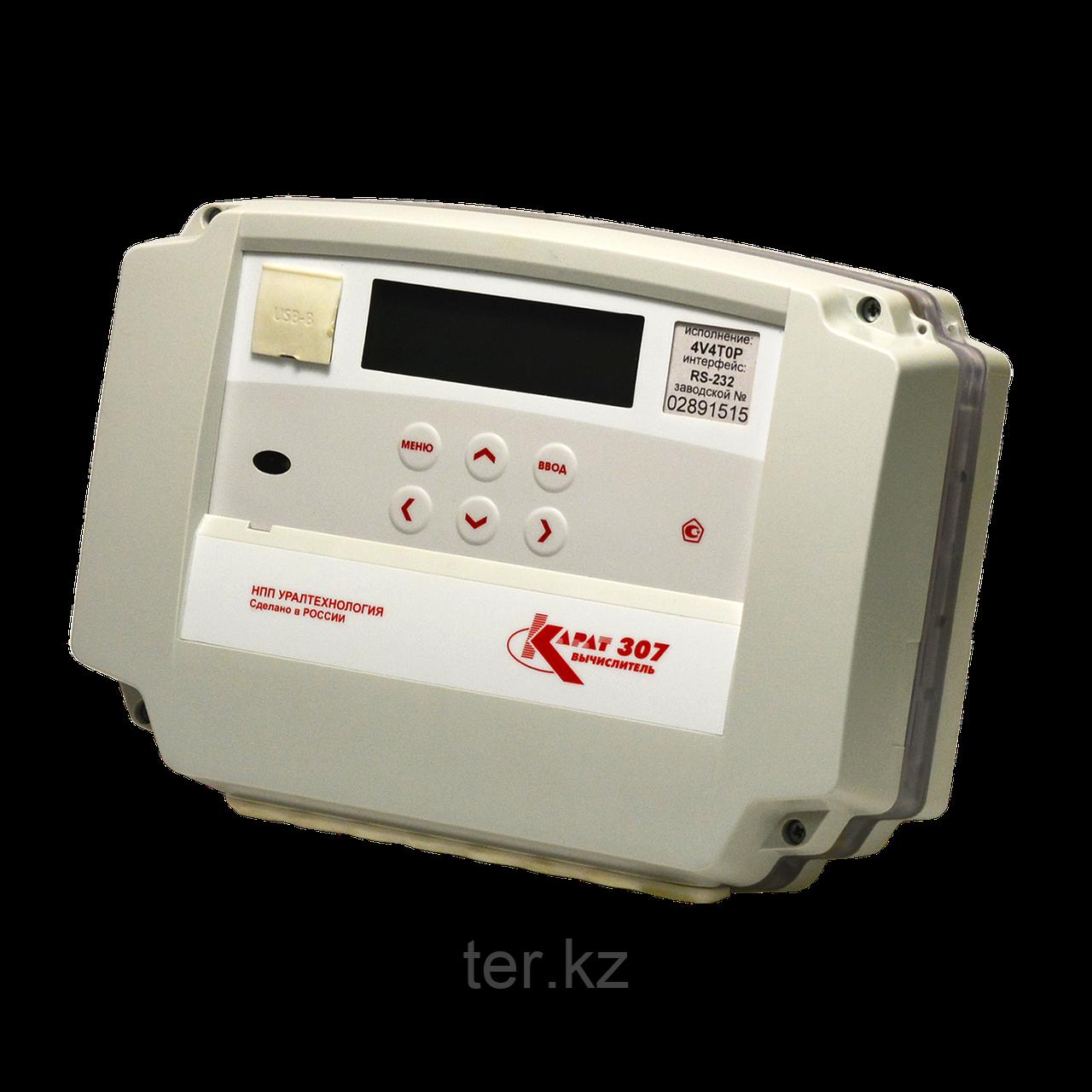 Вычислитель КАРАТ-307-4V4T0P-RS485