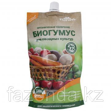 Биогумус Florizel для овощных культур 500 мл