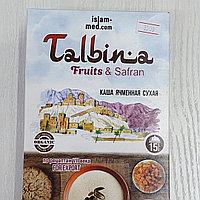TALBINA - fruit & safran каша ячменная сухая