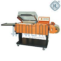 Термоусадочный упаковочный автомат BSF-4030. Термоупаковщик.