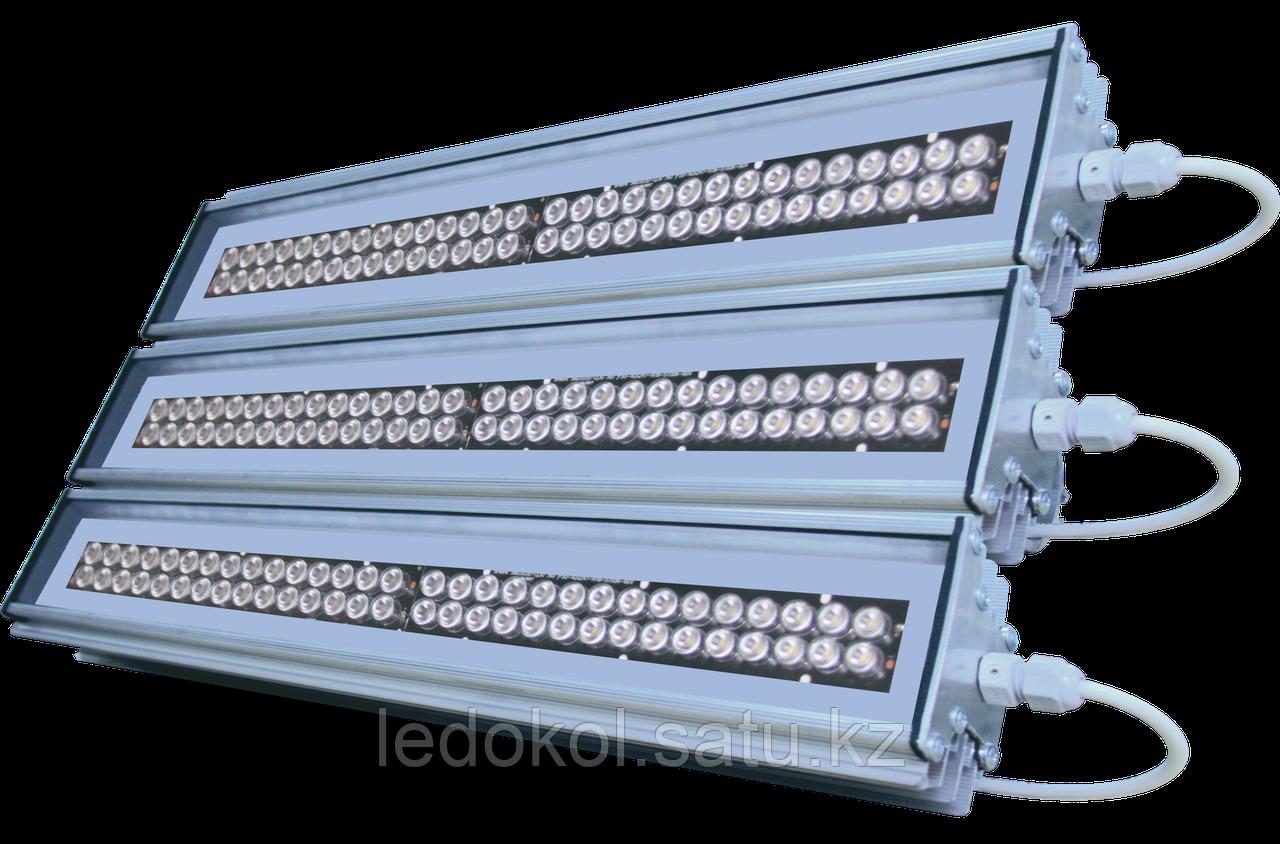 Светильник 300 Вт Диммируемый светодиодный серии Линзы