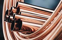 Медная труба диаметром 19,05мм, пр-во Корея, бухта 15м