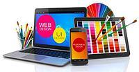Дизайн веб сайта.