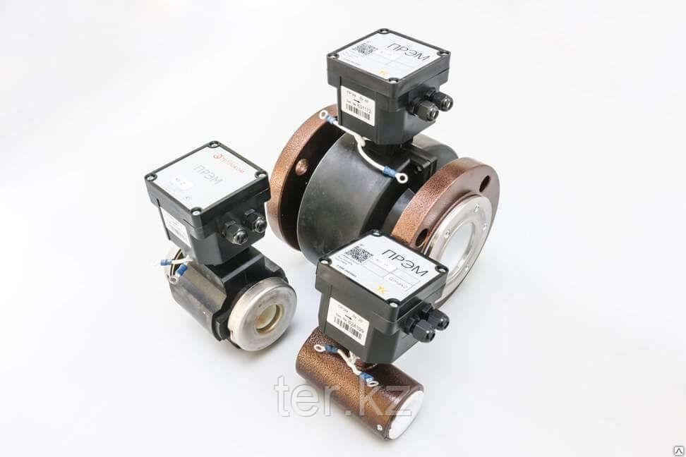Преобразователь расхода электромагнитный ПРЭМ, Dy 50 мм, Qmin 0,5 м3/ч