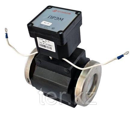 Преобразователь расхода электромагнитный ПРЭМ, Dy 50 мм, Qmin 0,5 м3/ч, фото 2
