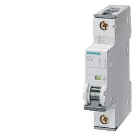 Автоматический выключатель 5SY5101-7 Siemens