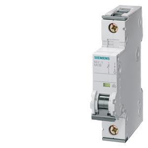 Автоматический выключатель 5SY5101-7 Siemens, фото 2
