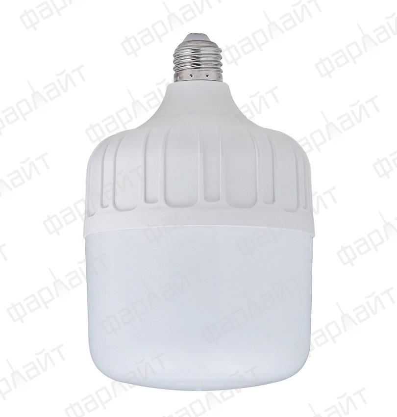 Лампа светодиодная Т125 48 Вт 6500 К Е27/E40 Фарлайт