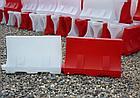 Водоналивной барьер (дорожный блок) малый 1,2м +77079960007, фото 2