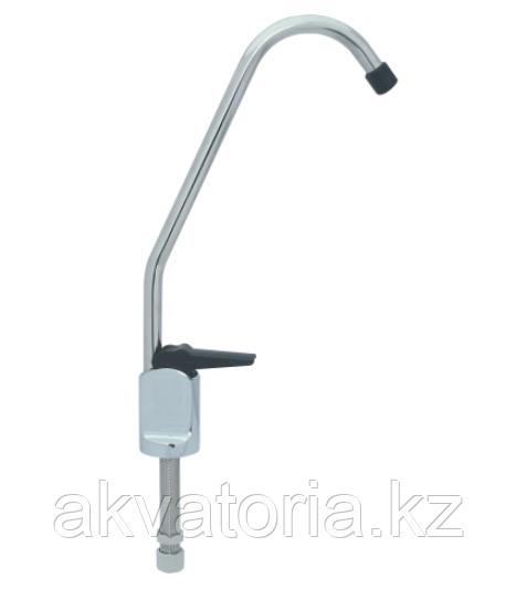 Кран чистой воды , NatureWater D-01 (Silver, нажимной)
