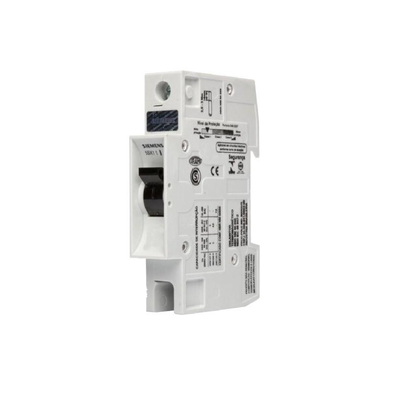 Автоматический выключатель  5Sx2125-7 Siemens