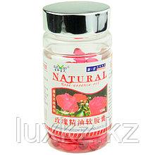 Капсулы Розовое масло