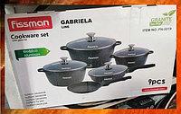 Набор посуды с каменным покрытием Fissman FN-5019