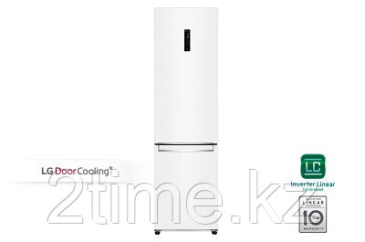 Холодильник LG-GA-B509SVDZ