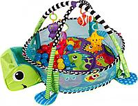 Развивающий коврик-манеж Fitch Baby Черепашка