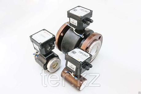 Преобразователь расхода электромагнитный ПРЭМ, Dy 80 мм, Qmin 1,2 м3/ч, фото 2