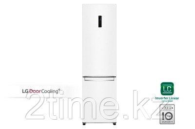 Холодильник LG-GA-B459SQHZ