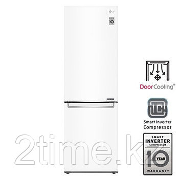 Холодильник LG-GA-B459SQCL