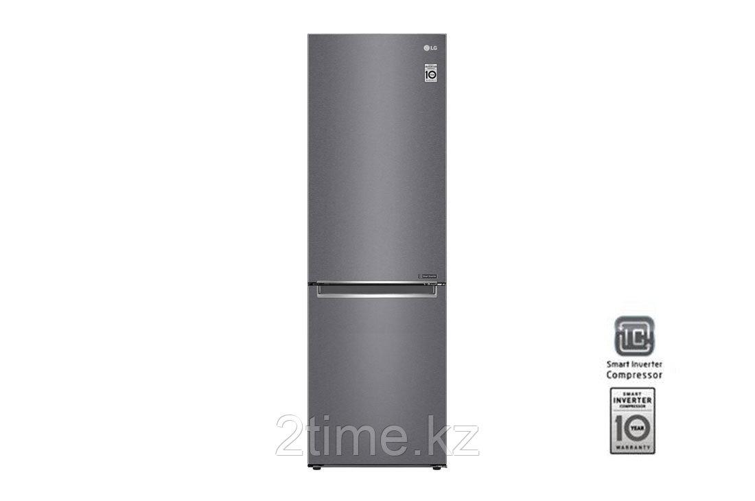 Холодильник LG-GA-B459SLCL