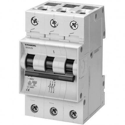 Автоматический выключатель  5SX2350-7 Siemens, фото 2