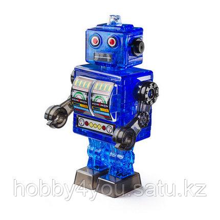 3D головоломка Робот cиний, фото 2