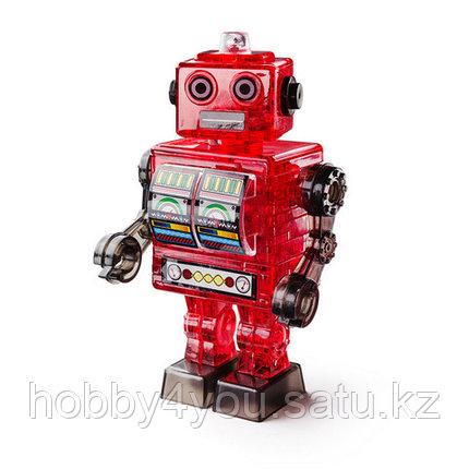 3D головоломка Робот красный, фото 2