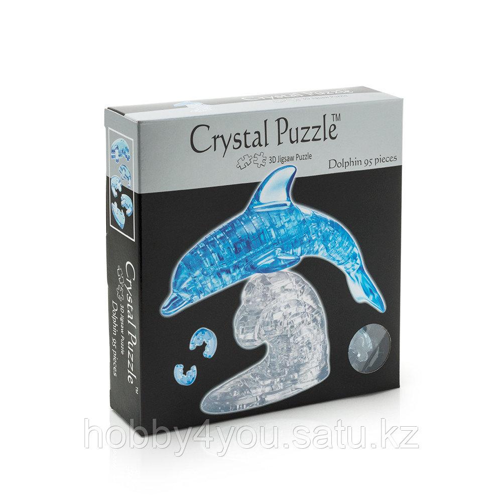 3D головоломка Дельфин
