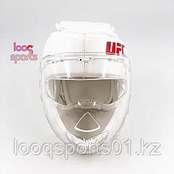 Шлем для единоборств закрытый (тхэквондо и каратэ)
