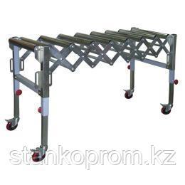 Стол роликовый раздвижной, 9 роликов / 130 кг RB9A