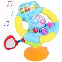 Игрушка развивающая Музыкальный руль