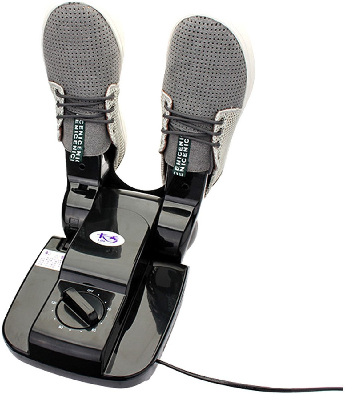 Сушилка-фен для обуви портативная, складная - фото 1