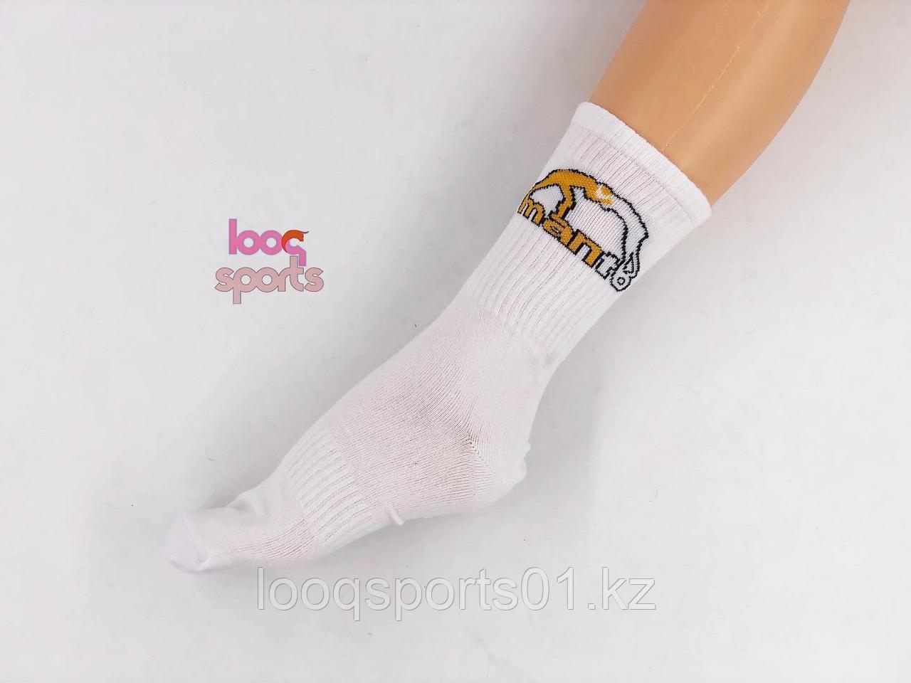 Спортивные носки под борцовки, для борьбы Manto