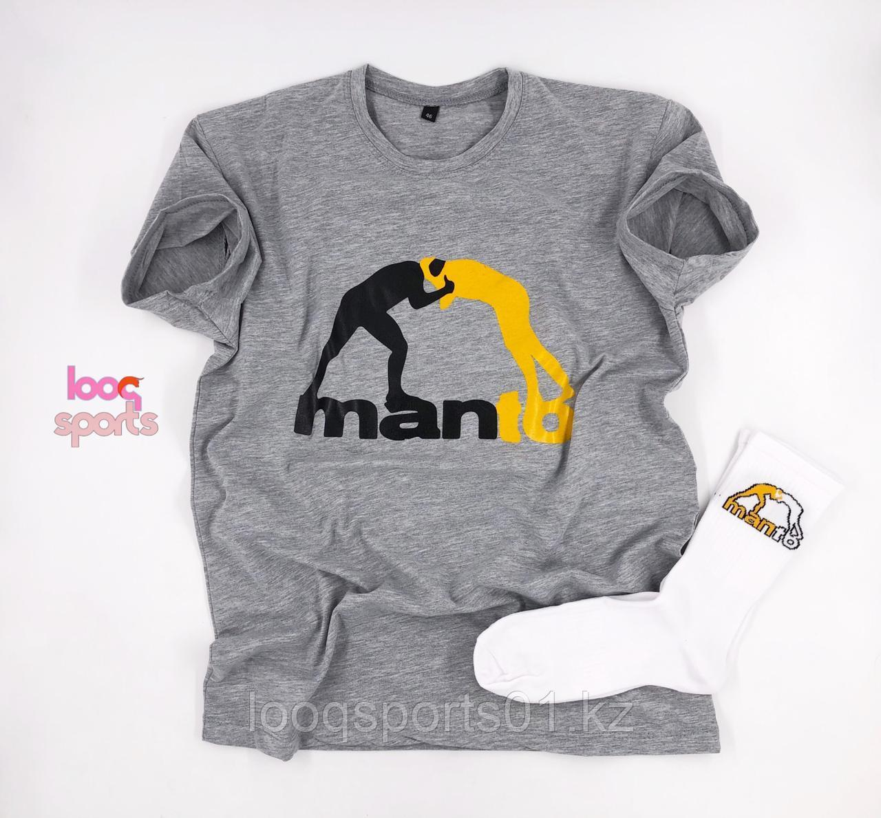 Мужские футболки Manto