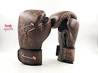 Боксерские перчатки Hayabusa кожа (12,14)