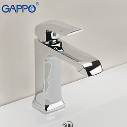 Смеситель для умывальника GAPPO 1050-8